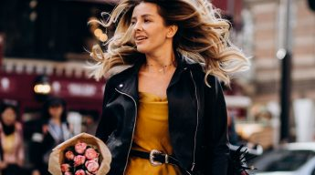 Ana Ciorici, a make-up artist based in Amsterdam. Lifestyle photoshoot by Dorin Ciobanu Photographer.
